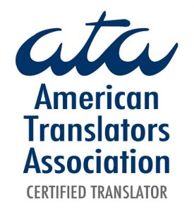 American Translators Association logo